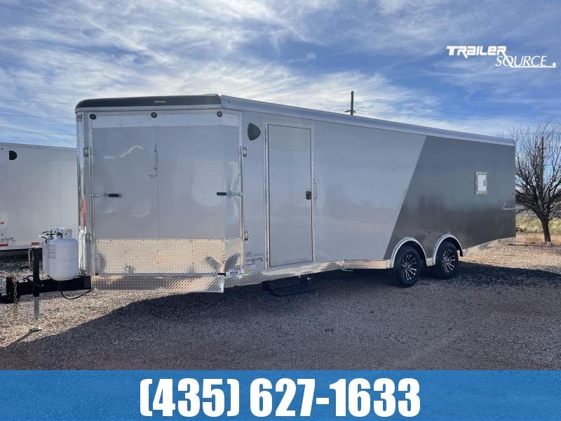 2022 Mirage Trailers 102x28 TA3 Xtreme Sport Deluxe