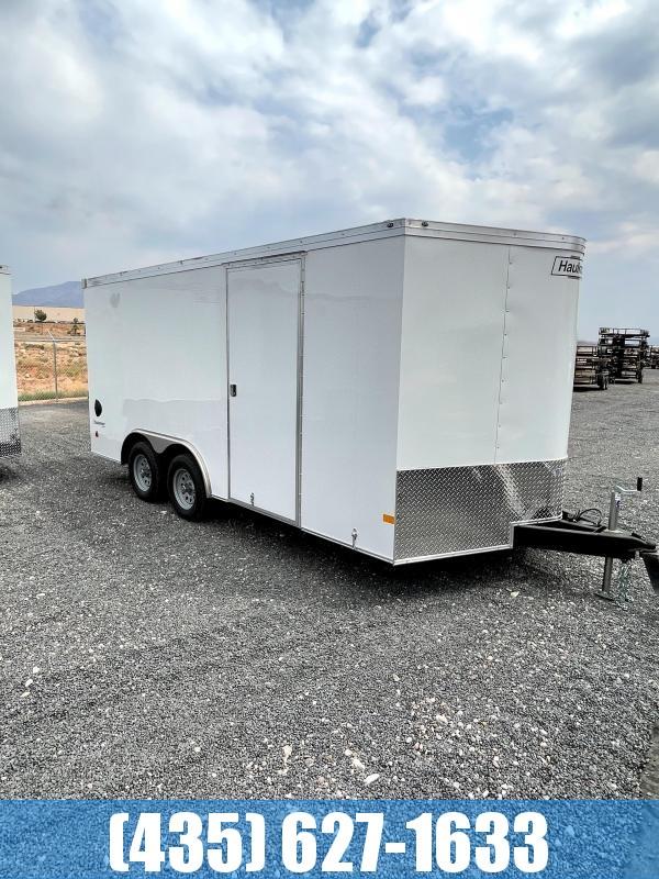 2021 Haulmark 8.5X20 10K GVW Transport UTV  Enclosed Cargo Trailer