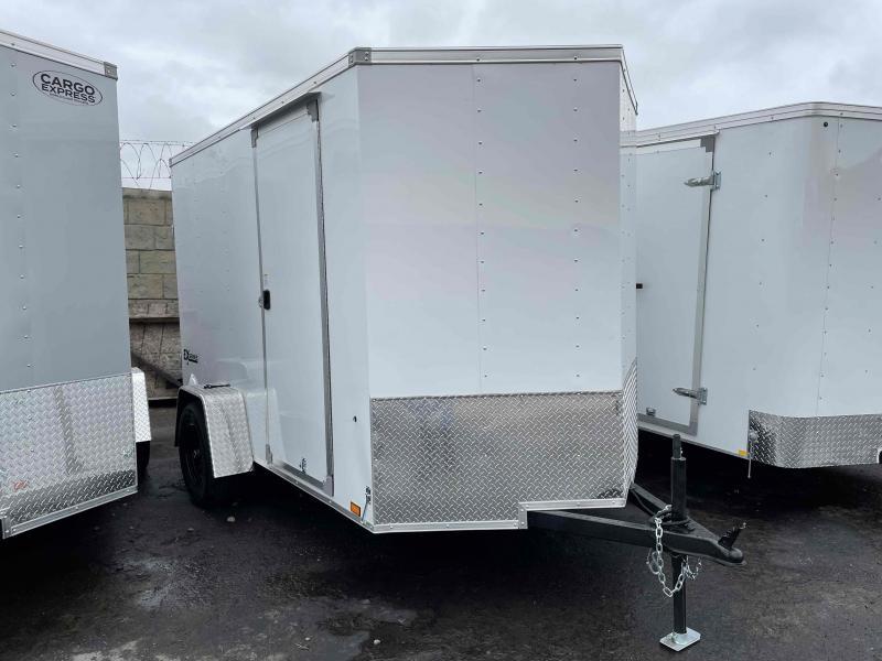 2022 Cargo Express 6X10 EX Enclosed Cargo Trailer