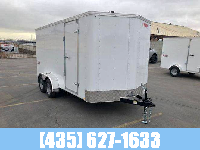 Mirage Trailers 7X14TA2 Enclosed Trailer Double Doors