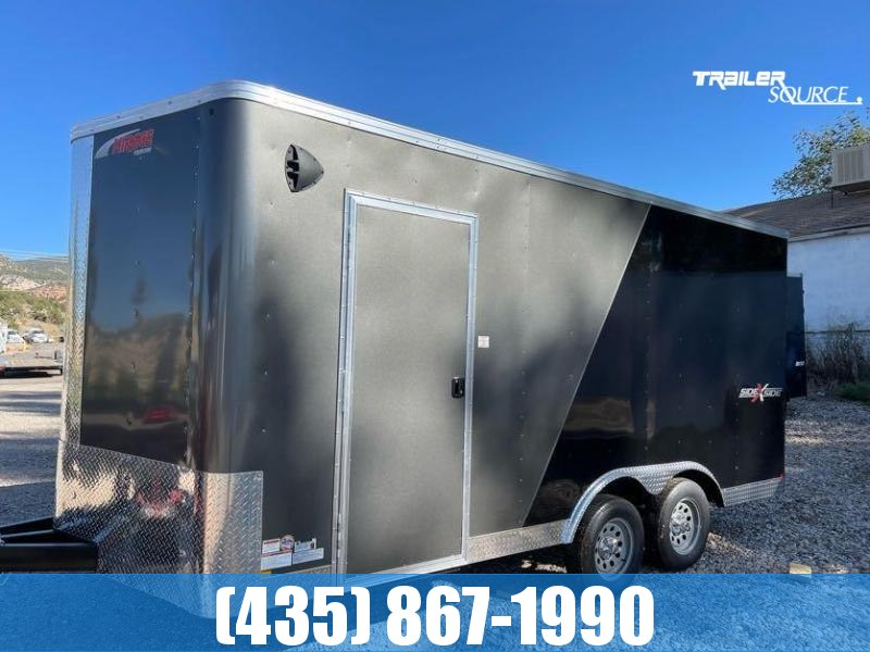 2022 Mirage Trailers SIDE X SIDE 8.5X16 Enclosed Cargo Trailer