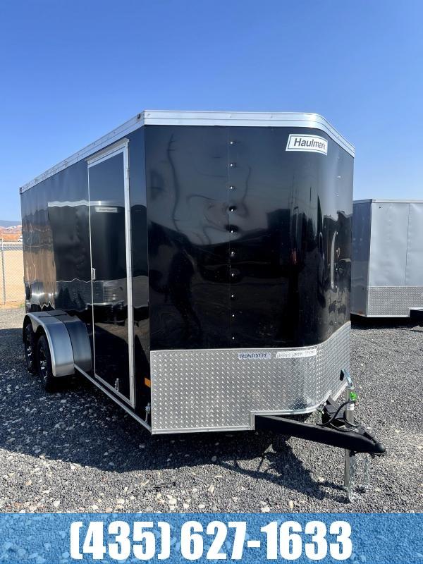 2022 Haulmark Transport 7X16 Enclosed Cargo Trailer