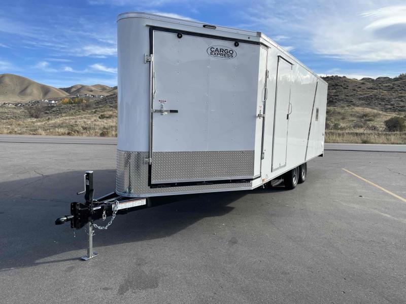 2022 Cargo Express 102x27 Enclosed Cargo Trailer