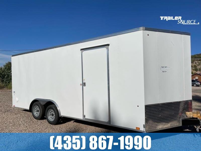 2022 Look Trailers STLA8.5X20TE2 Enclosed Cargo Trailer