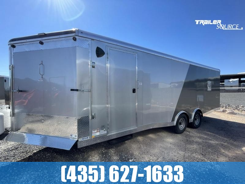 2022 Mirage Trailers 102x28 TA4 Xtreme Sport Deluxe