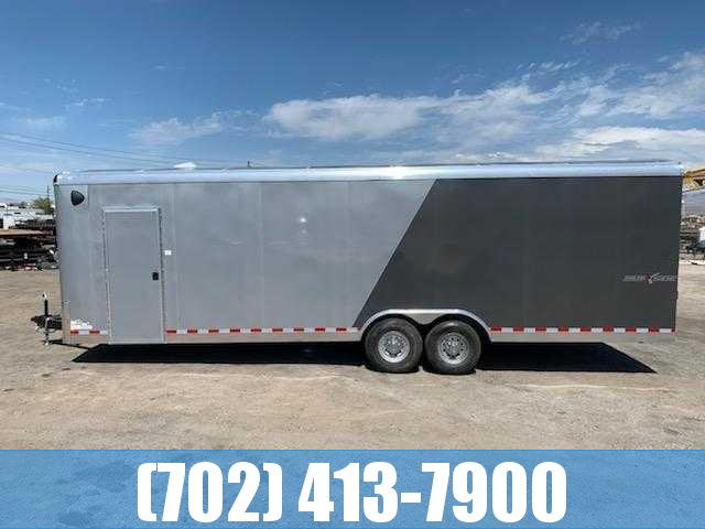 2022 Mirage Trailers 8.5X28 SIDE BY SIDE 12K GVWR Enclosed Cargo Trailer