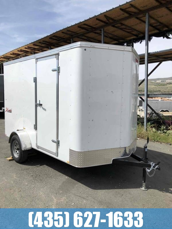 Mirage 6X10SA Enclosed Trailer w/ Ramp Door