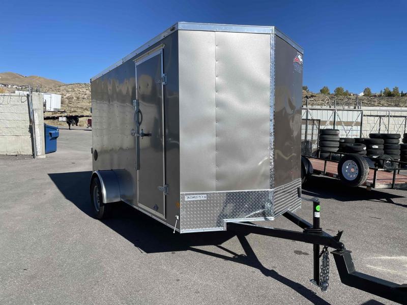 2022 American Hauler 6x12 Enclosed Cargo Trailer