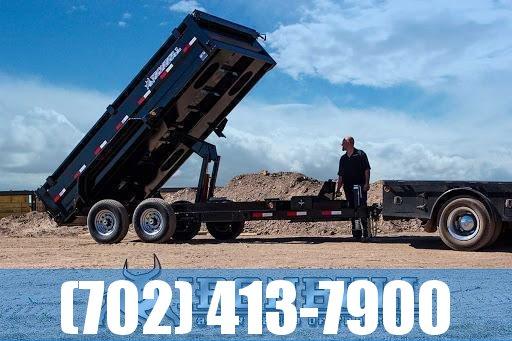 2021 Iron Bull DTB 7X16 14K Dump Trailer