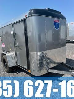 2020 Interstate 5X8 Load Runner Enclosed Cargo Trailer