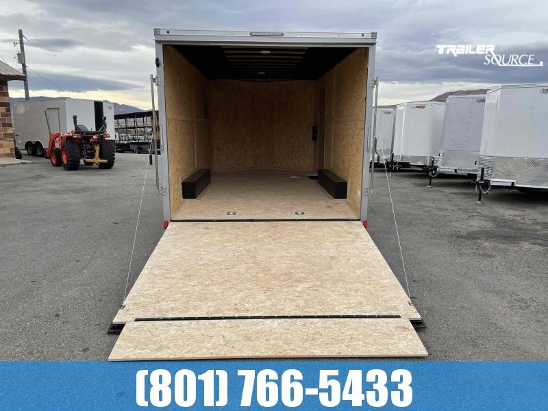 2022 Cargo Express 102x16 Enclosed Cargo Trailer
