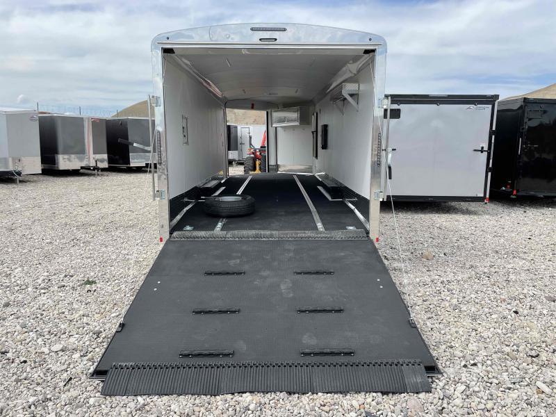 2022 Mirage Trailers 102x28 Enclosed Cargo Trailer