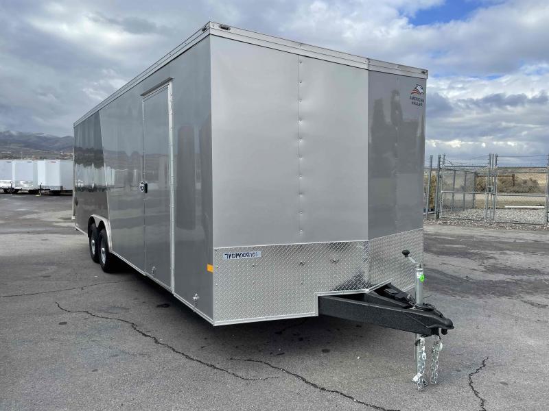 2022 American Hauler 102x24 Enclosed Cargo Trailer