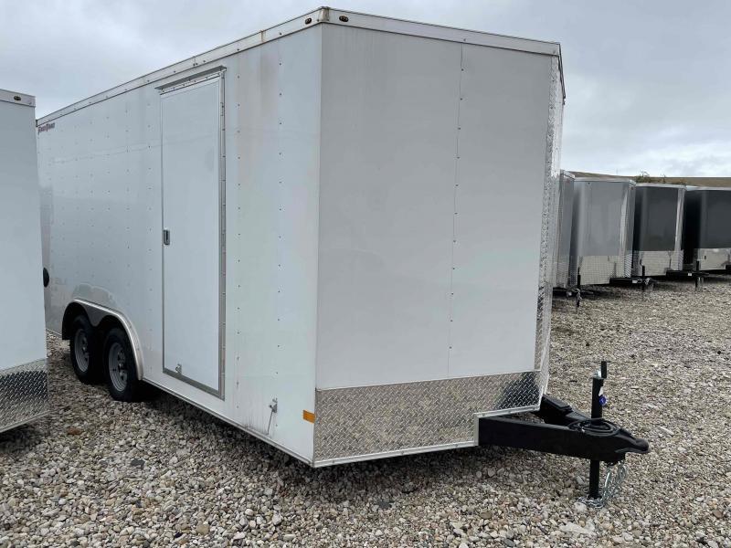 2022 Wells Cargo 102x16 FastTrac Enclosed Cargo Trailer