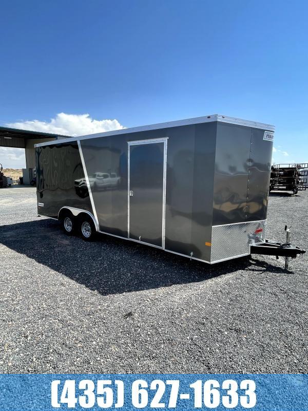 2021 Haulmark 8.5X20 Transport UTV Cargo Trailer Enclosed Cargo Trailer