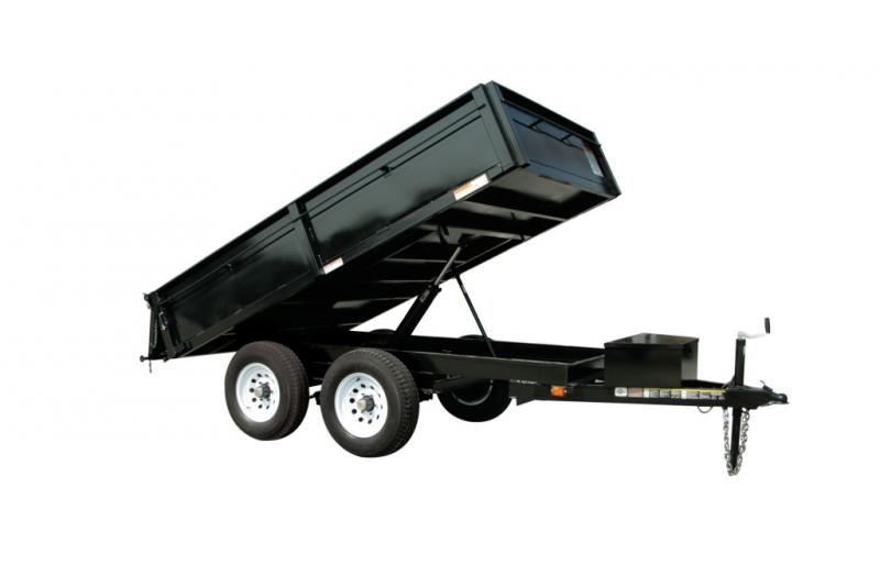 Carry-On 6X10DUMPDO7K Dump Trailer
