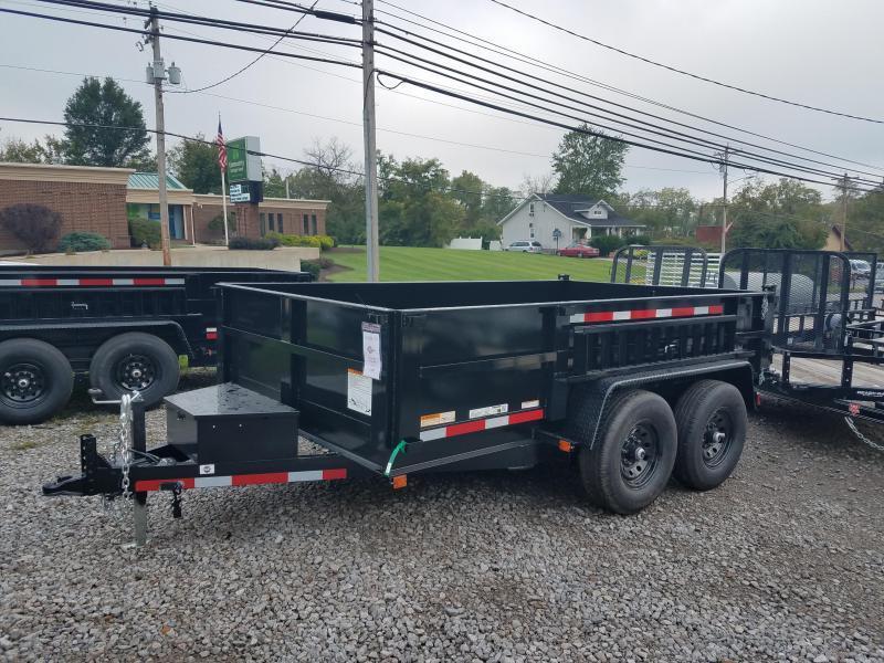 Carry-On 7X12DUMPLP12K-24HS Dump Trailer