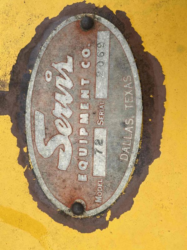 Servis 6' Cutter