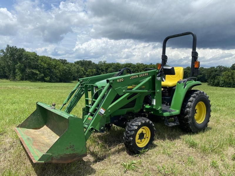 John Deere 4210 Tractor