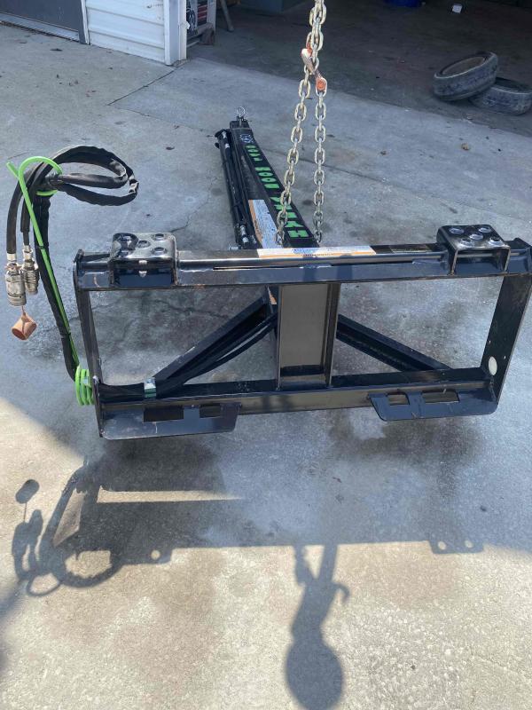 Hydraulic Boom Pole