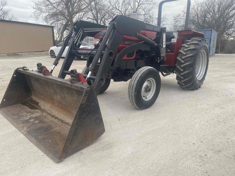 Case C70 Tractor