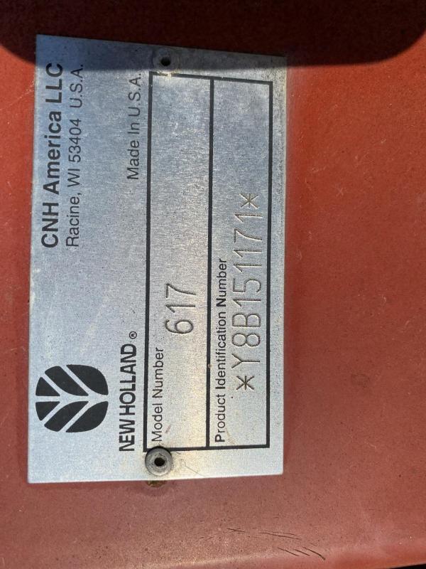 New Holland 617 Disc Mower
