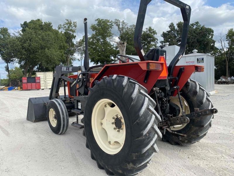 Zetor 4320 Tractor