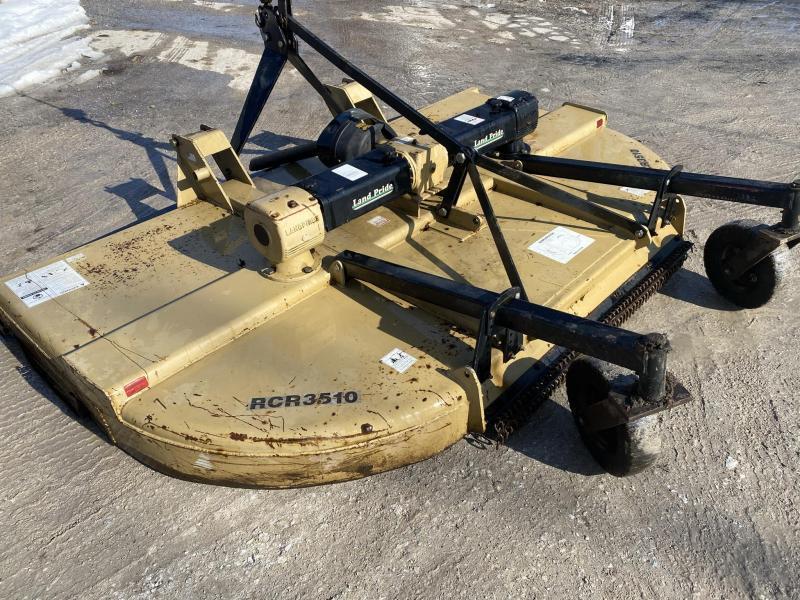 Landpride RCR 3510