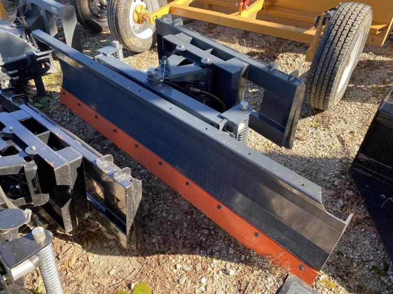 8' Hydraulic Material Blade
