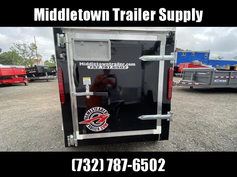 2021 Homesteader Trailers 406FS Enclosed Cargo Trailer
