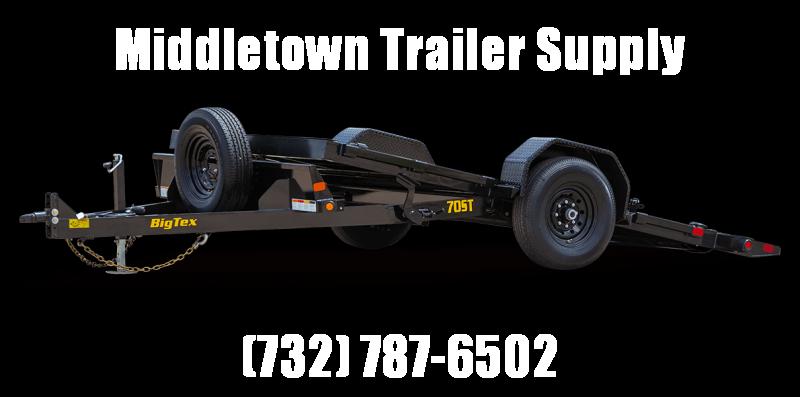 2022 Big Tex Trailers 70ST-16 Equipment Trailer