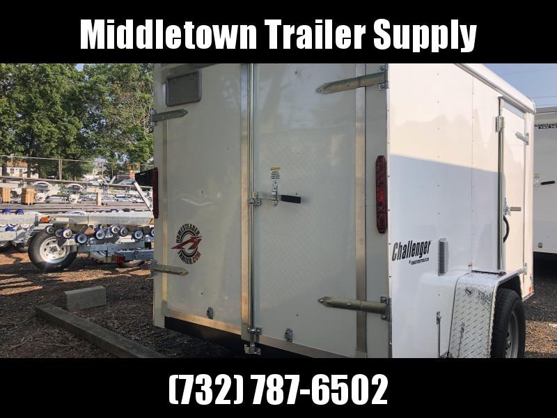 2021 Homesteader Trailers 610CS Enclosed Cargo Trailer
