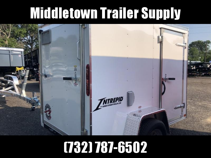 2020 Homesteader Trailers 508IS Enclosed Cargo Trailer