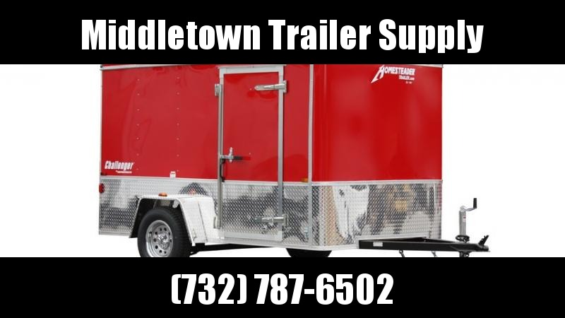 2021 Homesteader Trailers 510CS Enclosed Cargo Trailer