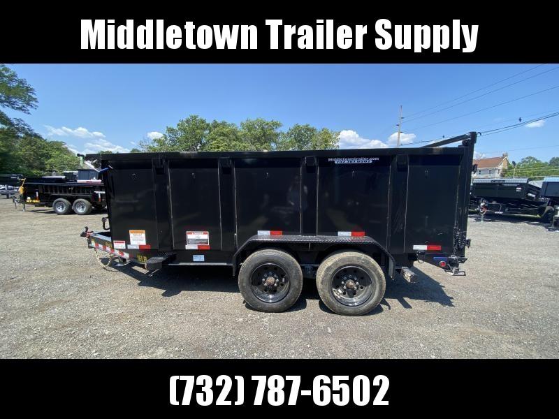 2021 Big Tex Trailers 16LP-16 High Side Dump Trailer