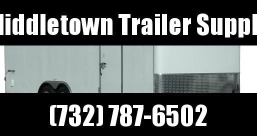 2021 Homesteader Trailers 816HT Enclosed Cargo Trailer