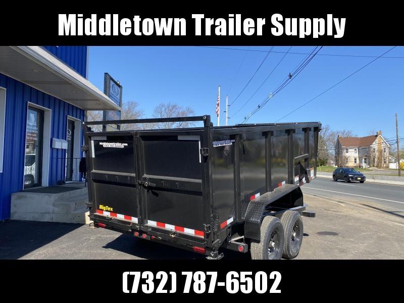 2021 Big Tex Trailers 14LP-16 High Side Dump Trailer
