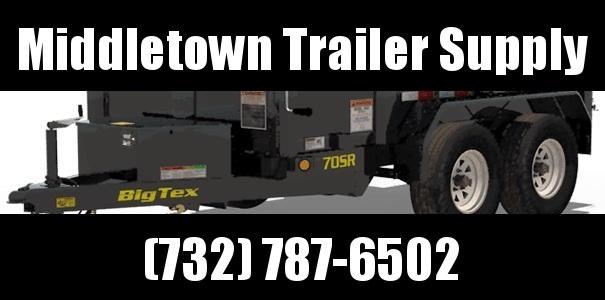 2022 Big Tex Trailers 70SR-10-5W Low Side Dump Trailer