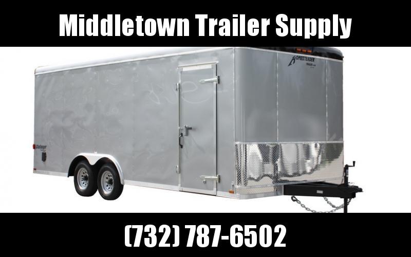 2021 Homesteader Trailers 818CT Enclosed Cargo Trailer