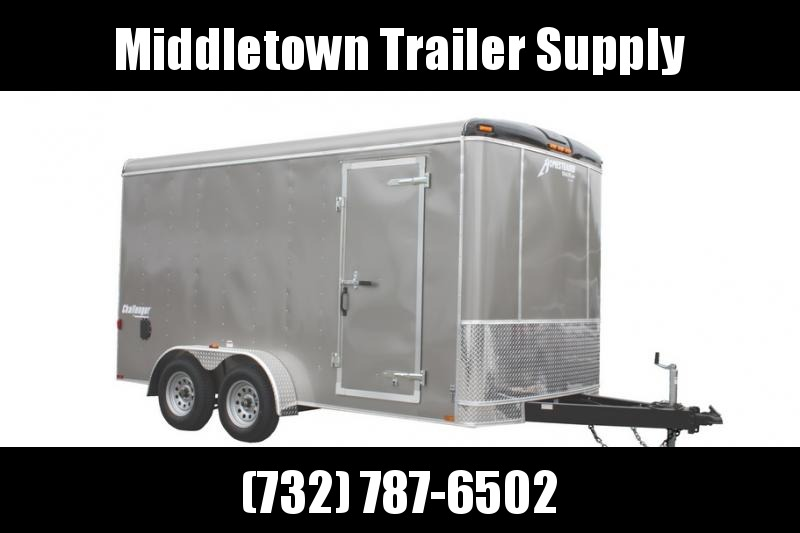 2021 Homesteader Trailers 716CT Enclosed Cargo Trailer
