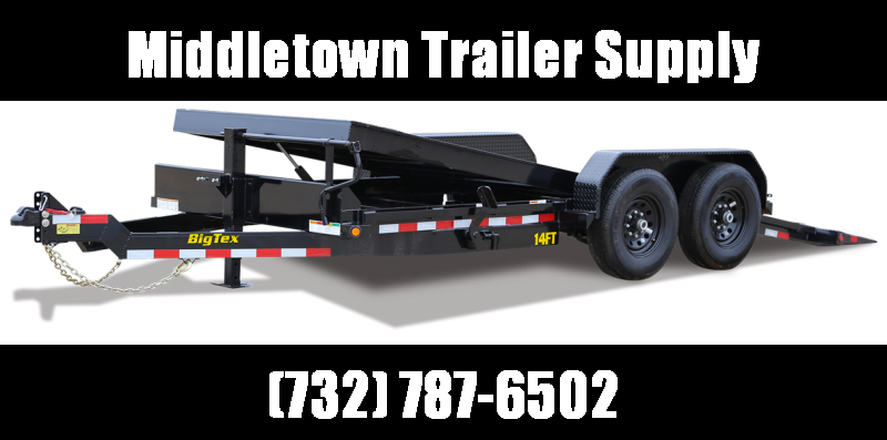 2022 Big Tex Trailers 14FT-16 Equipment Trailer