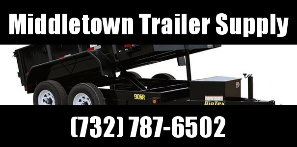 2021 Big Tex Trailers 90SR6x10 Dump Trailer