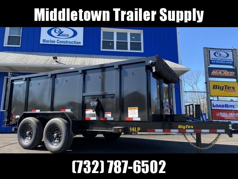 2021 Big Tex Trailers 14LP-14 High Side Dump Trailer