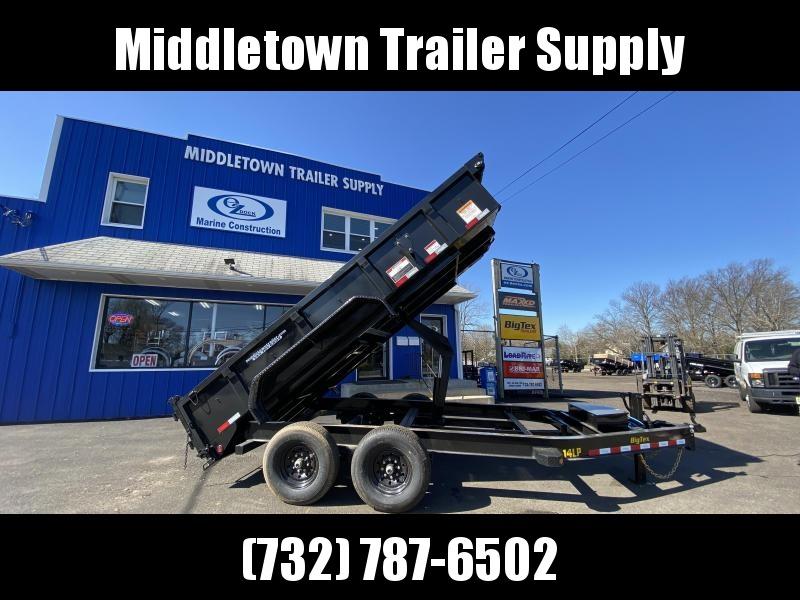 2022 Big Tex Trailers 14LP-16 Low Side Dump Trailer