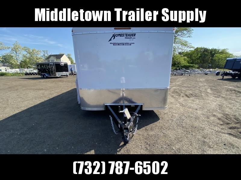 2021 Homesteader Trailers 820HT Enclosed Cargo Trailer