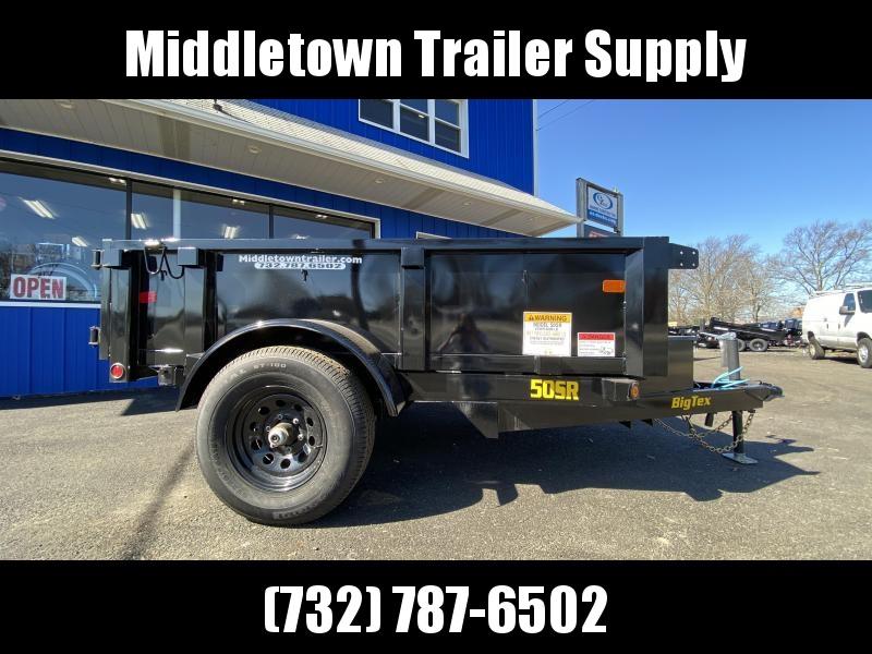 2021 Big Tex Trailers 50SR-08-5W Dump Trailer