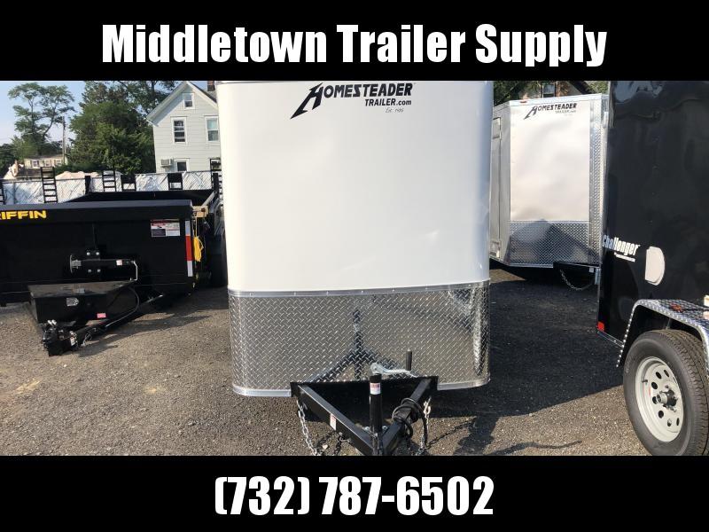 2021 Homesteader Trailers 510CS Enclosed Cargo Trailer