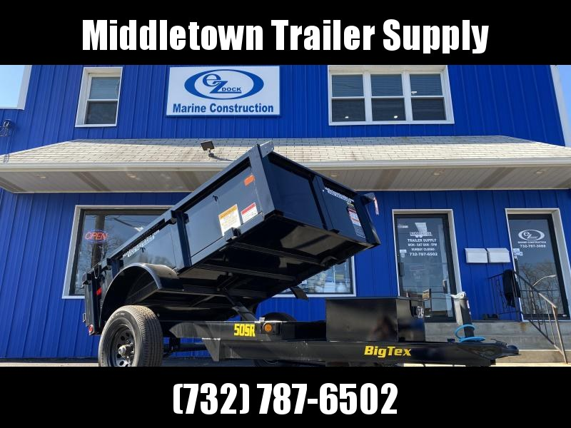 2021 Big Tex Trailers 50SR Dump Trailer