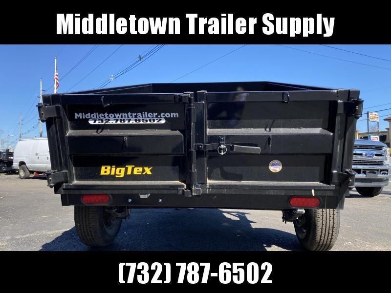 2021 Big Tex Trailers 50SR Dump Trailer
