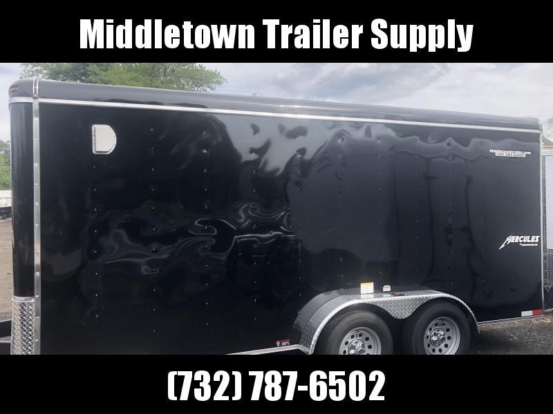 2021 Homesteader Trailers 716HT Enclosed Cargo Trailer